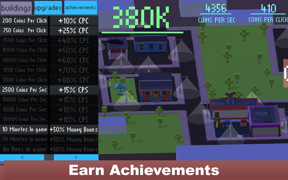 Idle City Builder Mobile Game