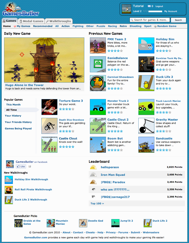 gamesbutler com