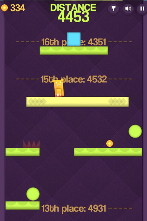 Hyper Doods Game Play 1