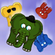 Falling Elephants