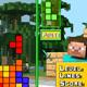 Minecraft Tetris Game