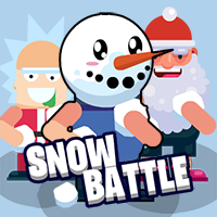 Snow Battle - Free  game