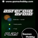 Asteroids Avoid Game