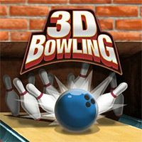 3D Bowling - Free  game