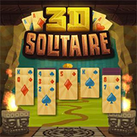3D Solitaire - Free  game