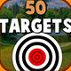 50 Targets - Free  game