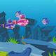Submarine Girl Game