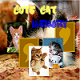 Cute Cat Memory Game