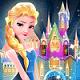 Elsa Builds the Frozen Castle