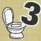 Toilet Success 3 - Free  game