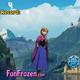 Princess Anna Kick Up Game