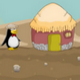 Penguin Couple Adventure Game
