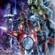 The Avengers Hidden Stars Game