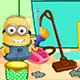 Minions Clean Game
