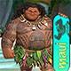 Moana Sandboard Game