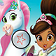 Nella the Princess Knight Hidden Stars Game