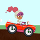 Princess Nella Car Race Game