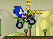 Mario ATV in Sonic Land - Free  game
