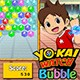 Yo-Kai Watch Bubble Game