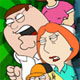 American Dad vs Family Guy - Free 2 player game