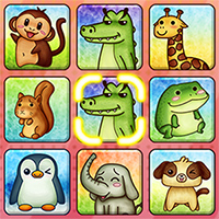 Animal Connection Game