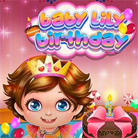 Baby Lily Birthday - Free  game