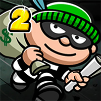 Bob the Robber 2 - Free  game