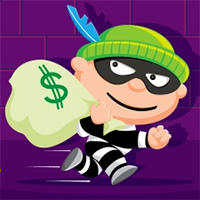 Bob the Robber To Go - Free  game