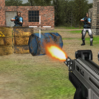 Bullet Fire 2 - Free  game