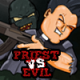 Priest vs Evil