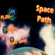 Space Path Game