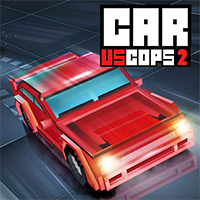 Car vs Cops 2 - Free  game