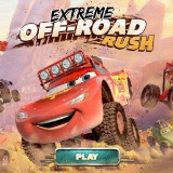 Cars Extreme Off-Road Rush Game