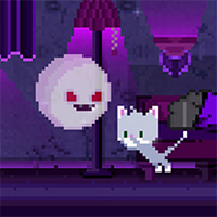 Cat and Ghosts - Free  game