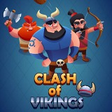 Clash of Vikings - Free  game