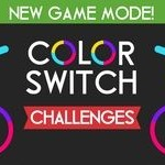 Color Switch Challenges - Free  game