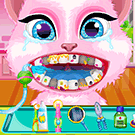 Cute Pet Dentist Salon Game