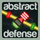 Abstract Defense Game