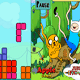 Adventure Time Tetris Game