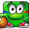 Dino Basketball Game