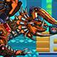 Dino Robot Triceratops - Free  game