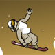 Downhill Snowboard 3 - Free  game