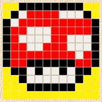 Draw Pixels Game