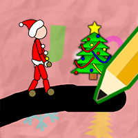 Draw Play Xmas Game