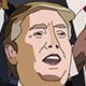 Donald Trump Pinball Game