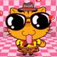Keke Cat Dress Up Game