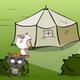 Sneak into Sheep Village Game