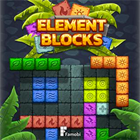 Element Blocks Game
