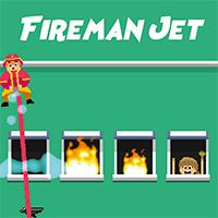 Fireman Jet Game