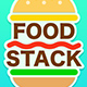 Food Stack - Free  game